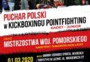 PUCHAR POLSKI w kickboxingu w Luzinie