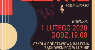 """Zapraszamy na koncert w ramach cyklu """"Ambasador Kultury"""" – Tomasz Żółtko"""