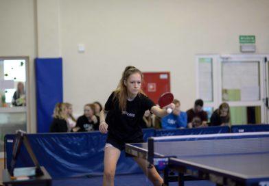 Udany start Katarzyny i Magdy Płotka w Ill Wojewódzkim Turnieju Kwalifikacyjnym Seniorek i Seniorów w Tenisie Stołowym