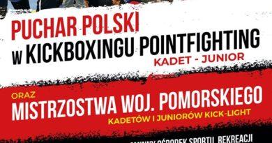 Święto KICBOXINGU w Luzinie. Start 9:00. Oficjalne otwarcie o 13:00!