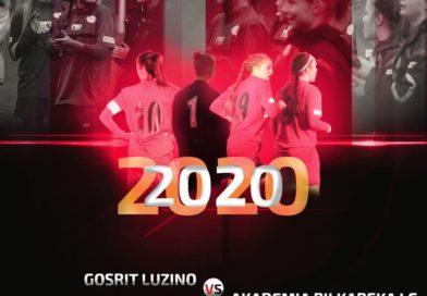 Sparing. Piłkarki GOSRiT Luzino zagrają z liderem II ligi