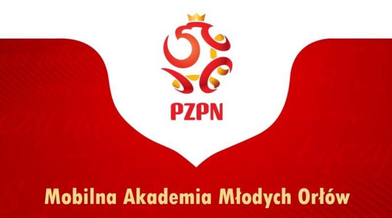 4 zawodników reprezentowało GOSRiT Luzino podczas szkolenia Mobilnej Akademii Młodych Orłów
