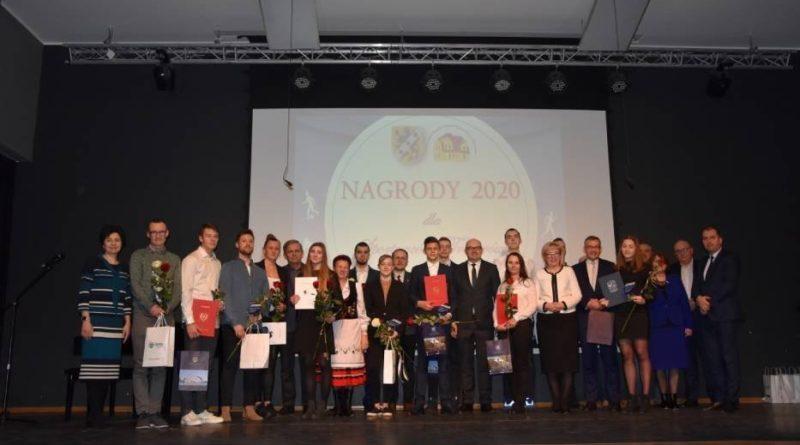 Sportowcy GOSRiT Luzino nagrodzeni przez Starostę Powiatu Wejherowskiego