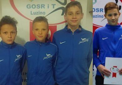Czterech zawodników GOSRiT el professional Luzino powołanych do Kadry Pomorza 2006