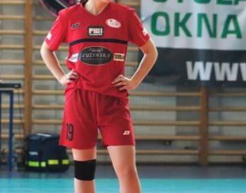 Karolina Drewa, II ligowa piłkarka GOSRiT Luzino została sędziną piłkarską