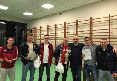 KS Kaszuby mistrzem XII edycji Luzińskiej Ligi Halowej 2019/2020!