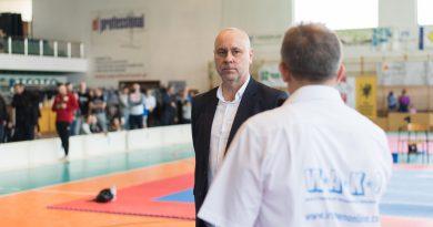 Piotr Klecha otrzymał złoty medal za zasługi dla Polskiego Związku Kickboxingu