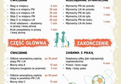 GOSRiT Luzino zaprasza do akcji #zostańwdomu #trenujzrodzicem