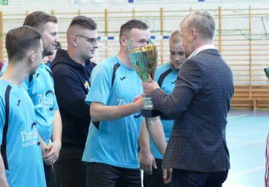 LZS Trak Barłomino wygrywa XIV Turniej o Puchar Przewodniczącego Rady Gminy Luzino