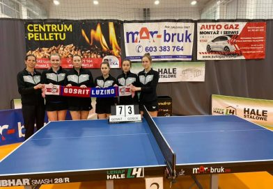 Mar-Bruk ZRB GOSRiT Luzino w ekstraklasie!!!