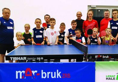 Sekcja tenisa stołowego i kickboxingu GOSRiT Luzino, Wiodącymi Ludowymi Zespołami Sportowymi