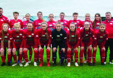 Piłkarki GOSRiT Luzino rozpoczęły przygotowania do rozgrywek ligowych