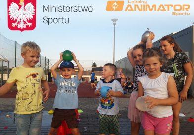 Kolejne dofinansowanie Ministerstwa Sportu dla GOSRiT Luzino