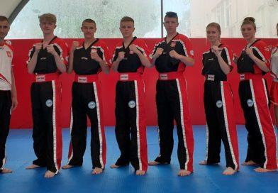 Luzińskie kickboxerki na zgrupowaniu Reprezentacji Polski w kickboxingu