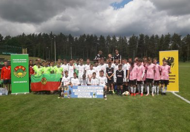 GOSRiT el professional 2005 Luzino wygrywa w Wojewódzkim Finale Turnieju Piłkarska Kadra czeka LZS