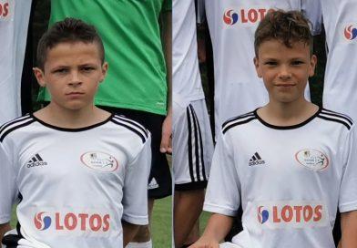 Nikodem i Filip Groth (rocznik 2006) w następnym sezonie zagrają w UKS Lotos Gdańsk