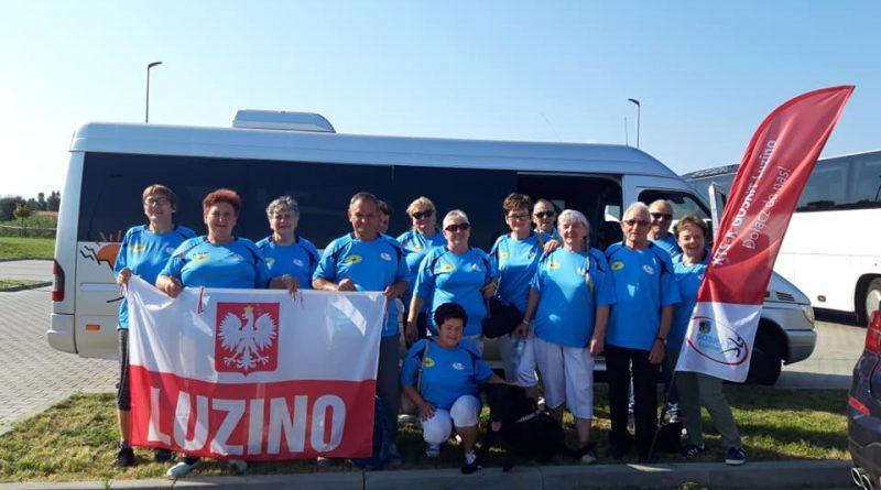 Udany debiut luzińskiego Klubu Seniora na III Wojewódzkiej Senioradzie LZS