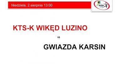 IV Liga – KTS-K Wikęd Luzino v Gwiazda Karsin
