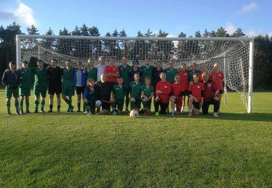 Litwini trenowali w Luzinie