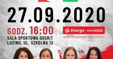 Zapraszamy na historyczną inaugurację Ekstraklasy do Luzina!!