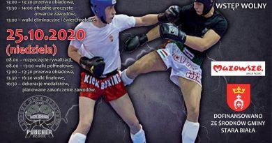 Luzińskie kickboxerki jadą bronić tytułu Mistrza Polski