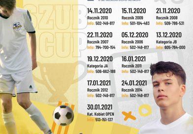 Zapraszamy do Luzina na Turnieje Kaszub Cup