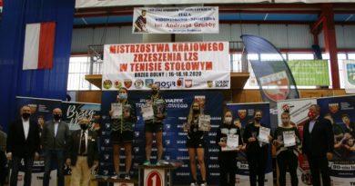 Kasia Płotka czwarta na Mistrzostwach Polski Zrzeszenia LZS