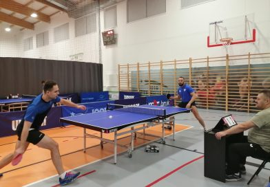 Kolejne zwycięstwo III ligowych tenisistów stołowych