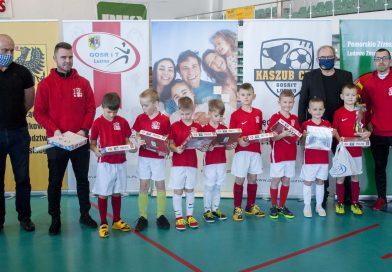 Ponad 100 najmłodszych adeptów futbolu rywalizowało w Luzinie