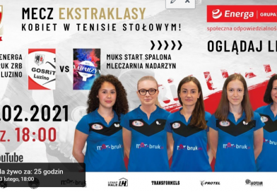 GOSRIT ENERGA MAR-BRUK ZRB Luzino jedzie do Nadarzyna szukać kolejnych ligowych punktów