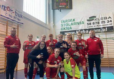II Liga Kobiet Futsalu. Remis z KKS Hanza Elbląg