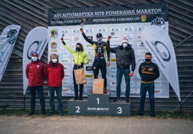 Blisko 400 zawodników rywalizowało w Luzinie podczas Pucharu Polski XCM oraz Mistrzostwa Pomorza LZS w MTB