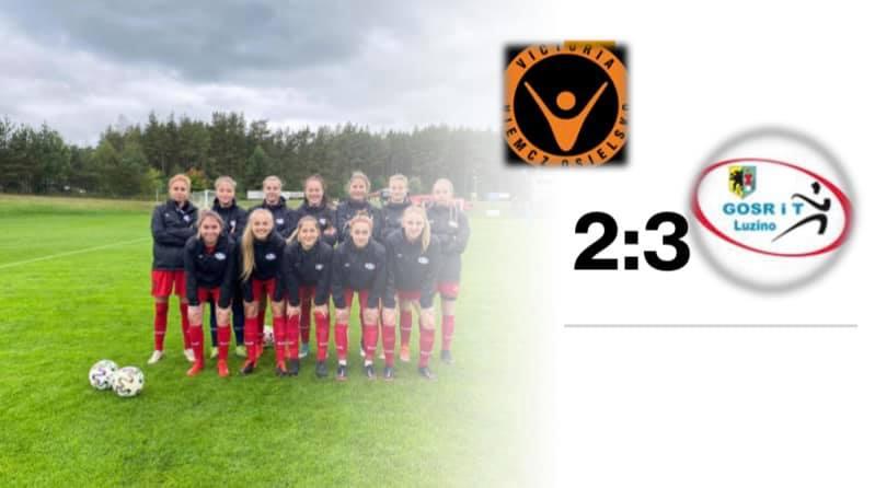 III liga kobiet: Wygrana w wyjazdowym meczu